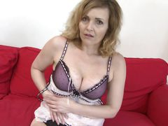 busty mature with sex appeal
