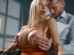 blonde milf alexis came looking for cock