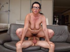 learning sex lessons from mature sofia siena